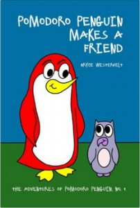 Pomodoro Penguin Makes a Friend