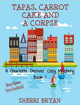 Tapas, Carrot Cake and a Corpse