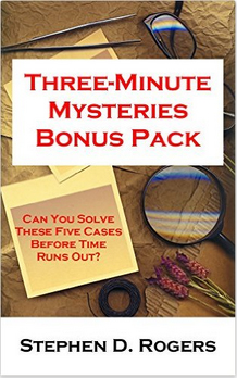 Three-Minute Mysteries